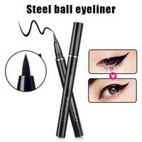 Wholesale Professional Liquid Eyeliner Waterproof Long lasting Make Up Eye Liner Pencil Makeup Tool CJ666