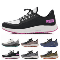 1f26b93b225b5 2019 New Zoom Pegasus 35 Shield utility Reflective Olive Green Turbo Mens  Runing Shoes Marathon 35s Sports Women Sneakers for Men Trainers