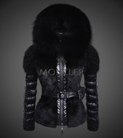casacos com desconto venda por atacado-Marca de Inverno Para Baixo Casaco Quente das Mulheres Casaco de Desconto de Moda de Luxo Casacos Para Casacos das Mulheres Acolchoadas das Mulheres Venda de Alta Qualidade B1-B24