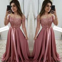 Wholesale neck soiree dresses for sale - Group buy A Line Evening Dresses Robe De Soiree Sexy Sheer Neck Prom Dress Club Formal Party Gowns