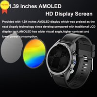 память для телефона оптовых-Android7 OS smart phone call watch 2019 HD 8MP Camera 3G+32G memory heart rate monitor GPS watch sports WIFI 4G Smartwatch