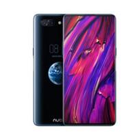 ingrosso zte nubia-ZTE Nubia X Cell Phone 8GB / 128GB Snapdragon 845 Octa Core 6.26 + 5.1 '' Dual Screen 16 + 24MP Fotocamera 3800mAh Telefono impronta digitale