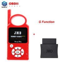programador volvo obd2 al por mayor-Handy Baby Hand-held v9.0.3 para 4D / 46/48 Chips Key Copy Programmer CBAY Hand-held + for VW JMD OBD2 Adaptador de diagnóstico
