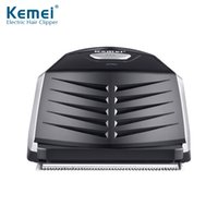 Wholesale professional trimmers for men resale online - Original KM Clipper Electric Hair Trimmer Professional for Men Shaver Hair Cutting Machine With x Trimming Comb V
