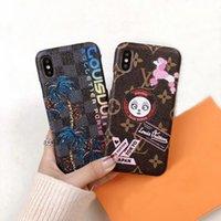 tintas máximas venda por atacado-Luxo phone case para iphone x xs xr xs max 7/8 7/8 além de 6 6 s pintado caso de telefone de alta qualidade designer de capa case