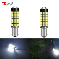 Wholesale white h6w bulb for sale - Group buy Katur BA9S LED Canbus lamps Error Free t4w h6w Car LED bulbs interior Lights Car Light Source parking V White K