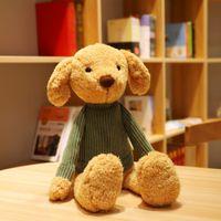 kaninchen hund spielzeug großhandel-1 PC 55 / 85cm niedliche Karikatur-Tier-Spielzeug-angefüllter Hund / Elefant / Kaninchen / Maus-knuddelige Puppen für Kinder Kindergeburtstags- / Weihnachtsgeschenke