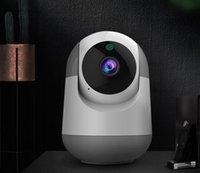 câmeras ao ar livre venda por atacado-AI Câmera Wi-fi 720 P 1080 P Nuvem Sem Fio AI Wifi Câmera IP Inteligente Auto Rastreamento De Segurança Em Casa Humana Vigilância CCTV Rede Cam