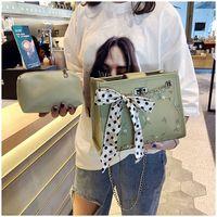 channel großhandel-Crossbody Taschen für Frauen Kanäle Handtaschen Damenhandtaschen und Geldbörsen große Taschen Damen Crossbody Kette Tasche Damen Taschen Fliege