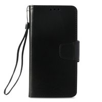 Wholesale smart card wallet resale online - Retro PU Wallet Case For Huawei P Smart Case Cover for Huawei Enjoy S Flip Cover Cases Kickstand with Card Pocket