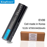Wholesale hp laptop dv4 for sale - Group buy Kingsener Laptop Battery For Compaq Presario CQ50 CQ71 CQ70 CQ61 CQ45 CQ41 CQ40 For HP Pavilion DV4 DV5 DV6 DV6T G50 G61 Batteria