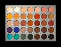Wholesale sell eye shadow palettes resale online - Hot Selling Makeup Eyeshadow color Artist Eyeshadow Palette Palette Eye Shadow DHL Shipping