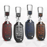 Wholesale volvo remote key case resale online - For volvo XC90 Key Keyless Remote Entry Fob Case Cover Key Chain
