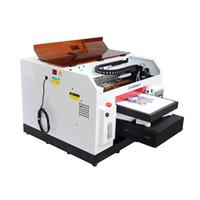 máquina de impressão para t shirt venda por atacado-Direto para o Vestuário Impressora DTG Impressora A3 Tamanho T Shirt Máquina Digital Impressora de Camisa T Para T Shirt