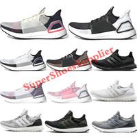 Wholesale sports pixel resale online - 2020 Ultra boosts Ultraboost Running shoes White Black Refract Primeknit Dark Pixel men women sports trainer sneakers