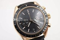 unión de oro al por mayor-2018 reloj cronógrafo de la marca del cronógrafo de James Bond con reloj de luna 18K Royal Classic Rose en oro rosa clásico.
