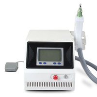 Wholesale q switch laser removal machine resale online - 2000MJ Q Switch ND YAG LASER Tattoo Removal System Lip Line Eyebrow Callus Removal Beauty Salon Machine