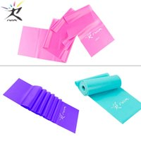 Wholesale yoga stretching rope for sale - Group buy 230cm Yoga Fitness Pull Rope Resistance Bands Latex Elastic Stretch Tension Band Exercise Equipment Training Workout