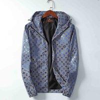 men s casual jacket designs groihandel-Medusa Herren Design Jacke Mode Herrenbekleidung Damen Jeansjacke Casual Hip Hop Designer Jacke Herren asiatische Größe M-3XL