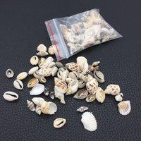 conchas usadas venda por atacado-Moda Praia Natural Puka Shell Conchas Requintado DIY Fácil de Usar Artesanato Para Decoração de Festa Artesanato Venda Direta Da Fábrica 2yy BB