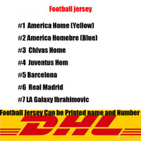 ingrosso trasporto del dhl del pullover del thai-2019 - 2020 maglie nuovi modelli tailandesi maglie da calcio spedizione gratuita DHL possono essere stampati numero e nome tutti i club New Jersey W3235
