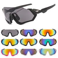gafas de sol de bicicleta uv al por mayor-Profesión Ciclismo Gafas de sol para hombres Mujeres Deporte Gafas de sol al aire libre Gafas de sol Bicicleta de carretera Diseño de moda Gafas Protección UV 400