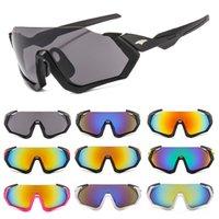 óculos de sol de bicicleta venda por atacado-Profissão Ciclismo Óculos De Sol para Homens Mulheres Esporte Ao Ar Livre Óculos de Sol Óculos de Proteção Da Bicicleta Da Estrada de Bicicleta Design de Moda Eyewear UV 400 Proteção