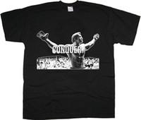 ingrosso arnold schwarzenegger-t-shirt da uomo di design da uomo Arnie Arnold Schwarzenegger 4 Bodybuilding T-Shirt da uomo