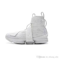 e1a75ff4f3d Wholesale kith x lebron 15 online - Cheap Kith X lebron high tops  basketball shoes lifestyle