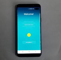Wholesale quad core analog tv phone for sale - Group buy Goophone S10 plus S10 ich Quad Core Ram GB Rom GB Fingerprint Iris Unlock Smart phone