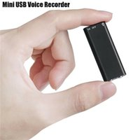 Wholesale hour voice recorder for sale - Group buy BEESCLOVER Mini Audio Recorder Voice Listening Device Hours GB Bug