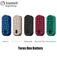 Wholesale joyetech one resale online - Joyetech Teros One Battery with mAh Power Capacity Power Levels W Output Type C Charging Match Joyetech Teros One Cartridge Authentic