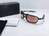 brillenauslass großhandel-Hochwertige O6020 Legierung Sonnenbrille sportlich-einen.Kreislauf.durchmachenglas polarisierter Spiegellinsenantriebs Gläser fishing Gläser OEM ODM Factory Outlet