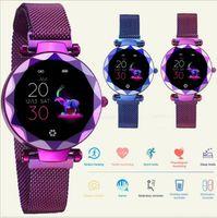 reloj gps de calidad al por mayor-Regalos navideños Reloj inteligente de alta calidad Pantalla a color Monitor de ritmo cardíaco a prueba de agua Pulsera inteligente se aplica a Android iphone