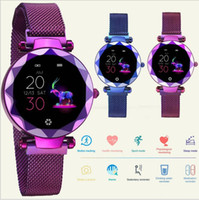 qualität gps uhr großhandel-Weihnachtsgeschenke Hochwertige Smart Watch Farbdisplay Wasserdichter Pulsmesser Smart Bracelet Gilt für Android iphone