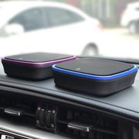 filter für luft großhandel-Heißer Verkauf Auto Luftfilter PM2.5 Luftfilter Luftreiniger Negative Ionensauerstoff Bar Formaldehyd Geruch Entferner Intelligente Touch Control