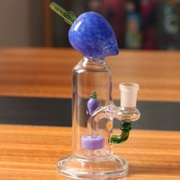 Wholesale best smoke accessories for sale - Group buy 2019 Pyrex Pipe Pineapple Glass Pipes Best Quality Bong Handmade Smoking Accessories Beautiful glass water Pipe