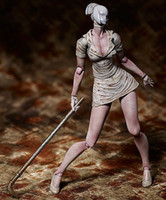 Wholesale doll nurses for sale - Group buy Silent Hill Nurse Bubble Head Game Scary Ver Factory PVC Action Figure Collectible Model Toy Doll Gift cm
