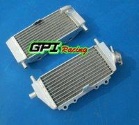 ingrosso racing radiatore in alluminio-Radiatore GPI Racing in alluminio PER 2 tempi kx250 kx 250 2003 2004 03 04