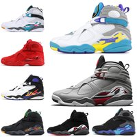 Wholesale 13 playoff resale online - Basketball Shoes s for men Valentines day Aqua SOUTH BEACH Chrome Reflective Bugs Bunny RAID PLAYOFF Mens Trainer Sports Sneaker