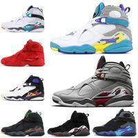 sevgililer günü mens toptan satış-nike Air jordan retro max shoes Erkekler Basketbol ayakkabı 18 18 s Toro Kırmızı Süet Sarı Turuncu Mavi Kraliyet Serin Gri OG CDP Eğitmen Atletik Spor Sneakers 8-13