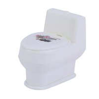 Wholesale novelty toy toilets for sale - Group buy OCDAY Novelty Spoof Gadgets Toys Mini Prank Squirt Spray Water Toilet Closestool Joke Gag Toy Gift For April Fool s Day New