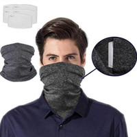 Wholesale bicycle face protection resale online - Outdoor Cycling Dust Sun Protection Face Mouth Cover Camping Hiking Magic Scarf without Mask Filter Headwear Bicycle Bandana CCA12054