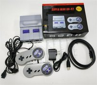 Wholesale retro gaming online - 821 Classic Games Built in HDMI out TV Game Console Retro Video Game Players SFC NES Gaming System YX SFC
