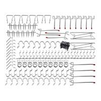 Wholesale peg hooks for sale - Group buy Pegboard Hooks Assortment Peg Hook Organization