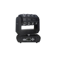 levou luzes tiras china venda por atacado-Melhores produtos baratos da china 16 * 25 w luzes RGBW 4-em-1 tira conduzida em movimento cabeça feixe de luz do estágio para KTV