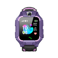 Wholesale watch phone gps sos for sale – best Q19 Smart Watch Kids LBS Positioning Lacation SOS Camera Phone Smart Baby Watch Voice Chat Smartwatch DHL FEDEX Free