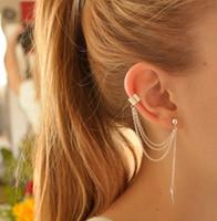 Wholesale brand heart stud earring resale online - Factory Price Brand Fashion Fine Jewelry Earings Vintage Earring Brincos Charm Stud Earrings For Women EP