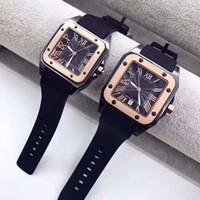 ingrosso articoli di marca-Articoli molto popolari Moda uomo donna Guarda orologio al quarzo Sport Date orologi da polso di alta qualità top marca orologio elastico Relojes De Marca Mujer
