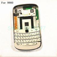 ingrosso coppa batteria mora-Custodia Cover posteriore originale per Blackberry bold 9900 Housing Battery + Tastiera